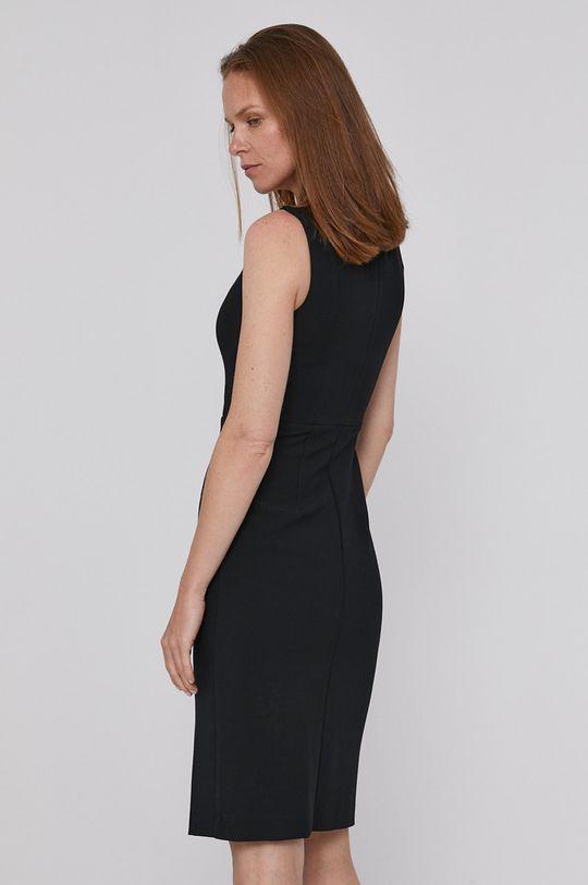 Sisley - Sukienka Podszewka: 3 % Elastan, 97 % Poliester, Materiał zasadniczy: 5 % Elastan, 63 % Poliester, 32 % Wiskoza