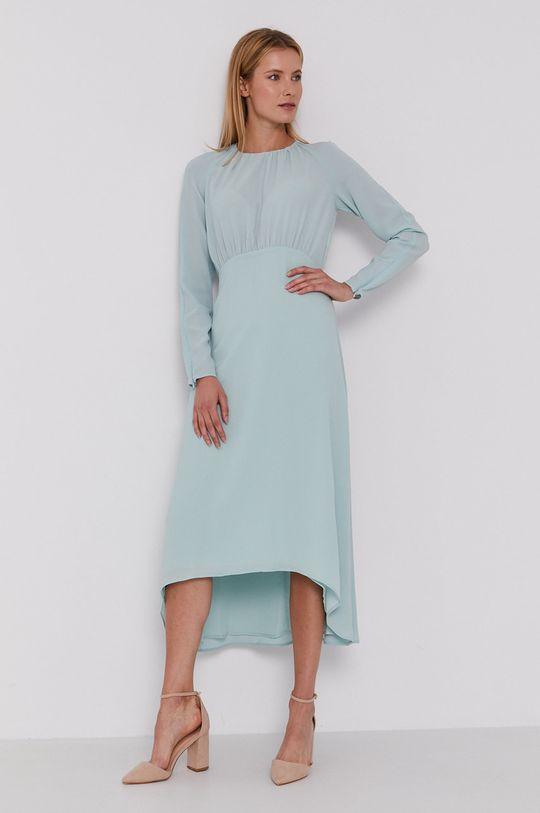 Sisley - Šaty  Podšívka: 100% Polyester Základná látka: 2% Elastan, 98% Polyester
