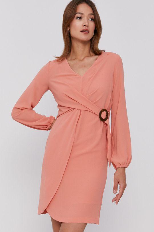 Sisley - Šaty pastelová