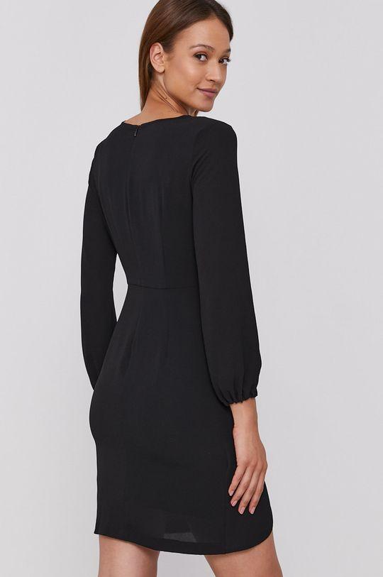 Sisley - Sukienka 2 % Elastan, 98 % Poliester