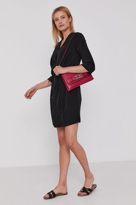 Sisley - Šaty čierna