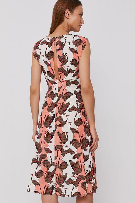 Sisley - Sukienka 100 % Poliester