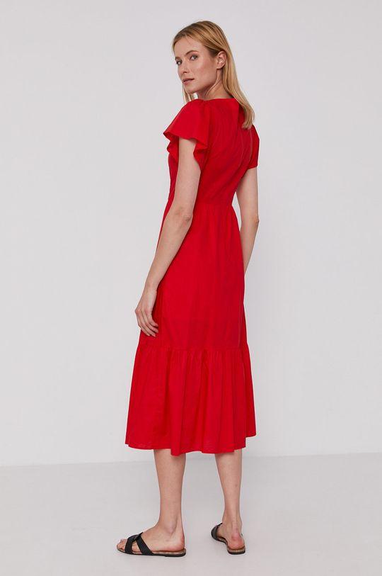 Sisley - Šaty červená