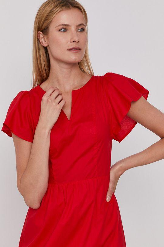 Sisley - Šaty  Podšívka: 100% Bavlna Hlavní materiál: 100% Bavlna