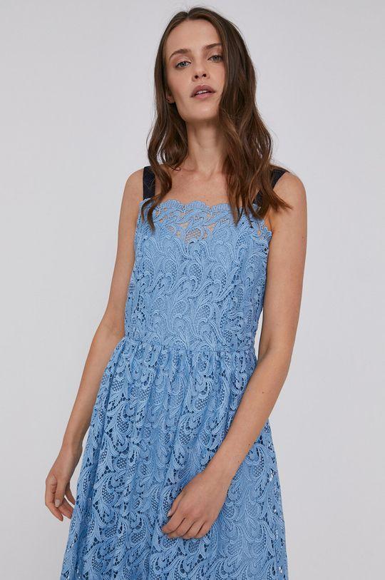 Sisley - Šaty fialová