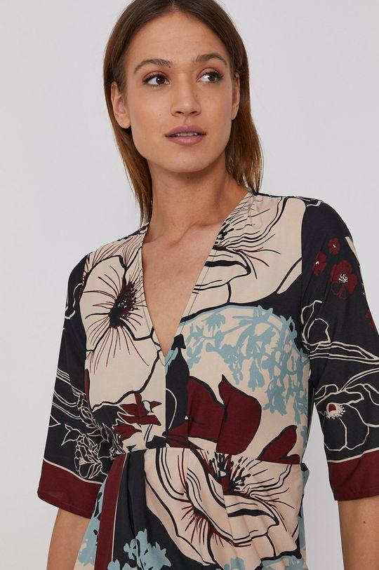 multicolor Sisley - Sukienka