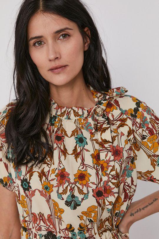 viacfarebná Sisley - Šaty