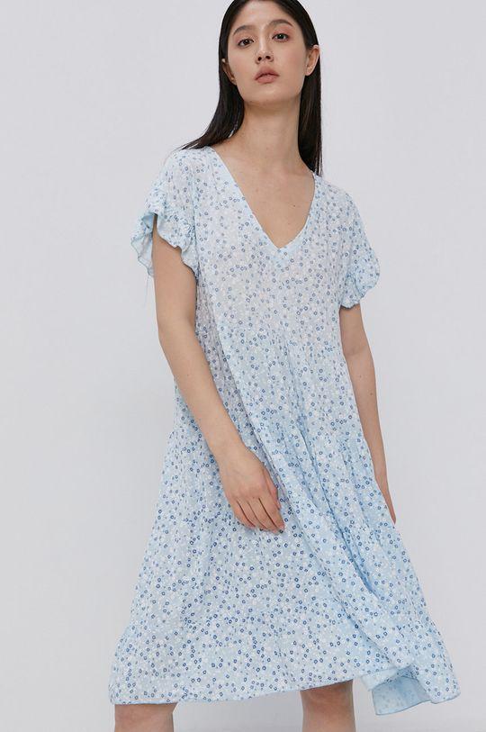 světle modrá Haily's - Šaty