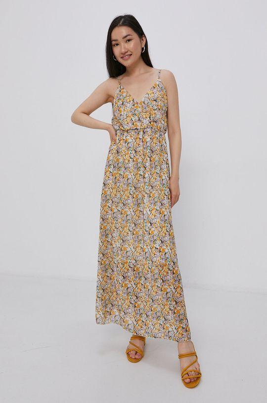 żółty Haily's - Sukienka Damski