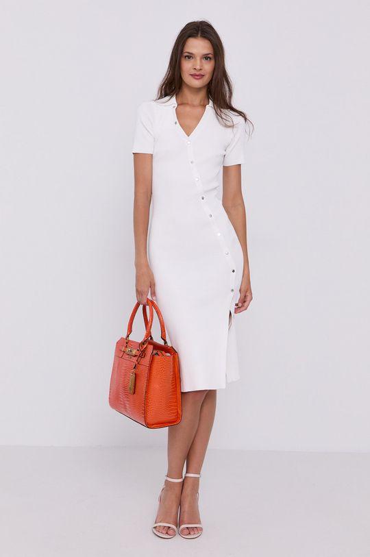 Morgan - Šaty bílá