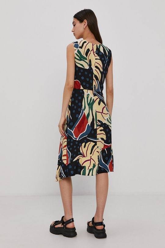 Superdry - Sukienka Podszewka: 100 % Wiskoza, Materiał zasadniczy: 100 % Wiskoza