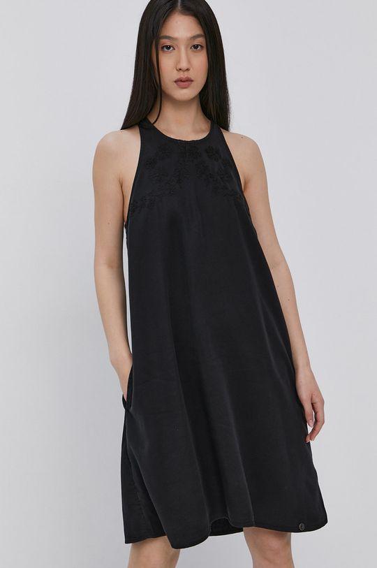 Superdry - Šaty černá