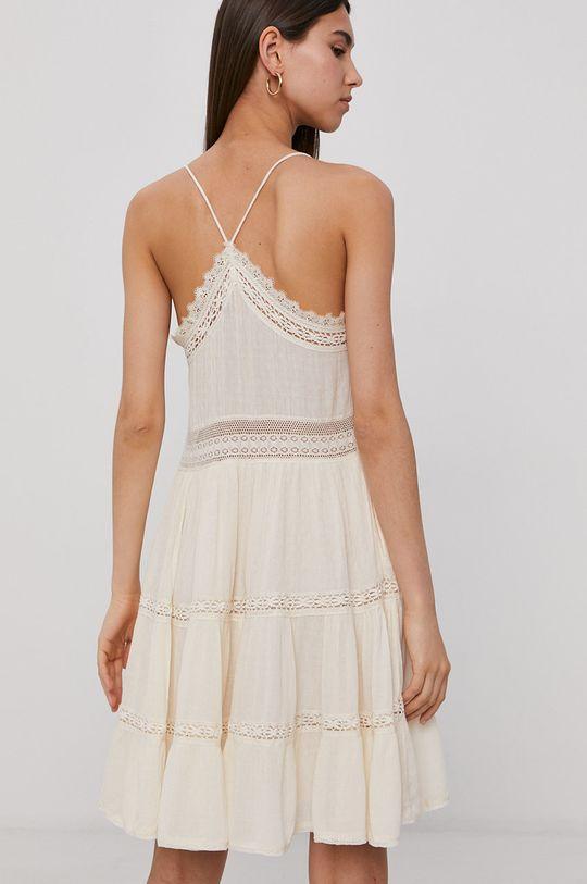 Superdry - Sukienka Podszewka: 100 % Poliester, Materiał zasadniczy: 42 % Modal, 58 % Wiskoza, Inne materiały: 100 % Bawełna