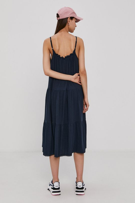Superdry - Sukienka 70 % Bawełna, 30 % Len