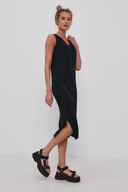 Superdry - Sukienka czarny