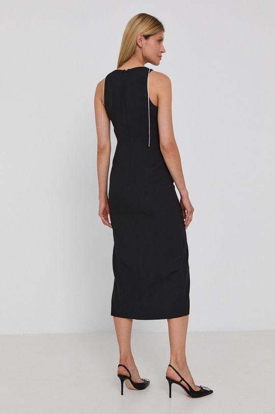 Boss - Šaty  Podšívka: 100% Polyester Hlavní materiál: 70% Acetát, 30% Viskóza Aplikace: Svarovského krystal