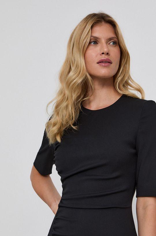 čierna Boss - Šaty
