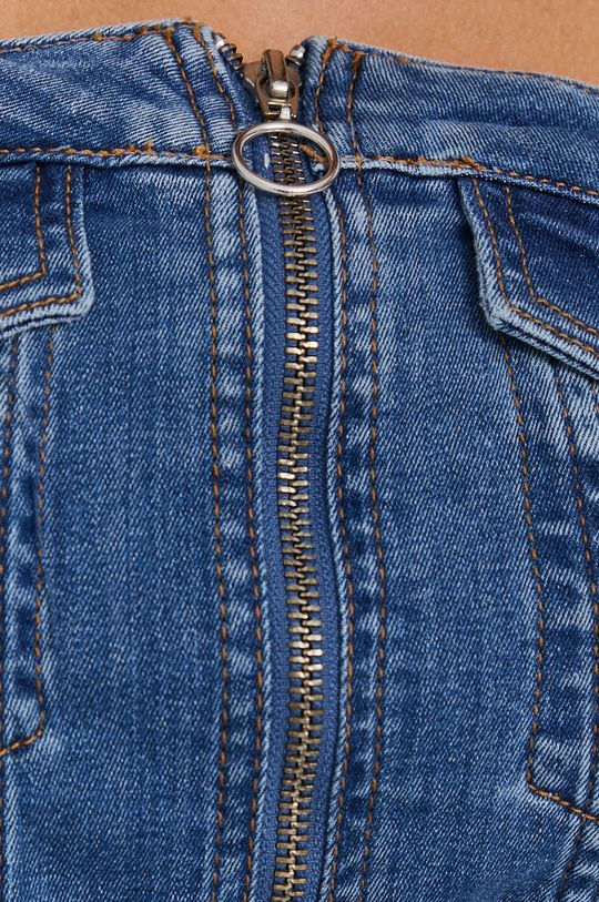 Pepe Jeans - Sukienka jeansowa Mirella Damski