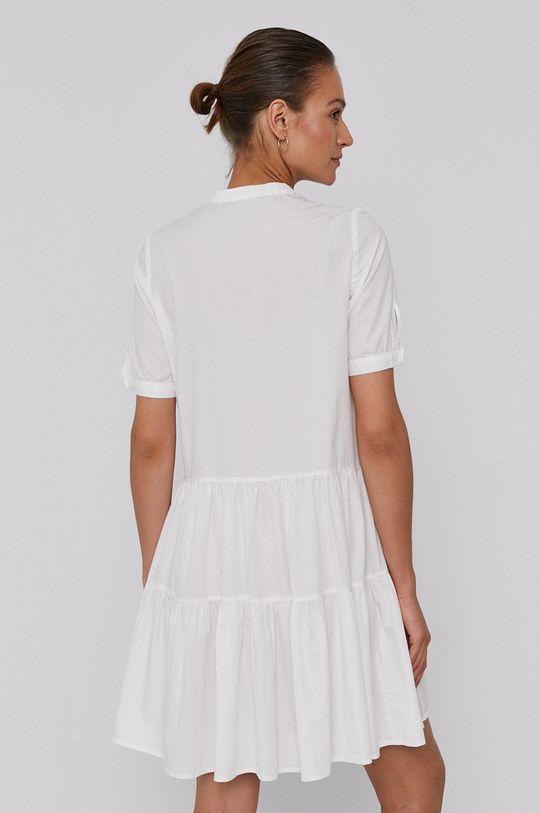 Vero Moda - Bavlněné šaty  100% Organická bavlna