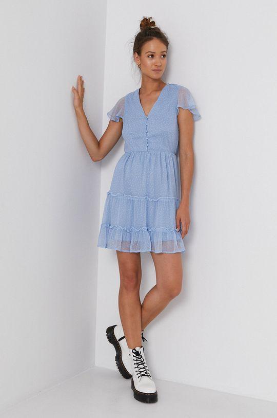 Vero Moda - Šaty modrá
