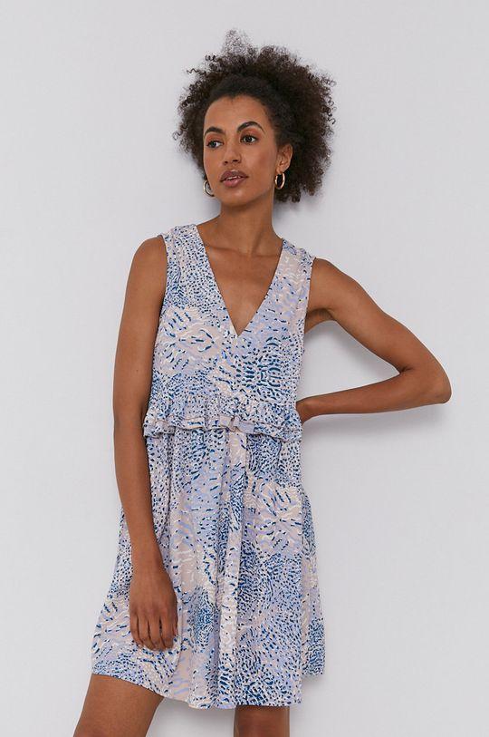 světle modrá Vero Moda - Šaty Dámský
