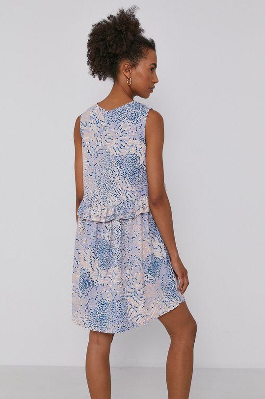 Vero Moda - Šaty světle modrá