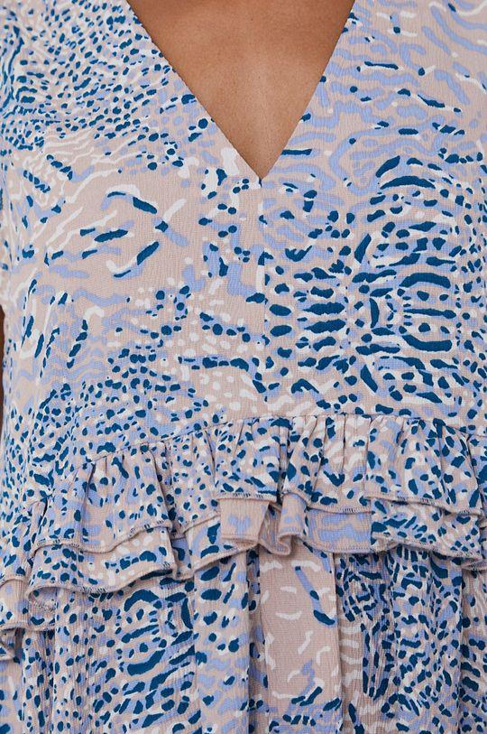 světle modrá Vero Moda - Šaty
