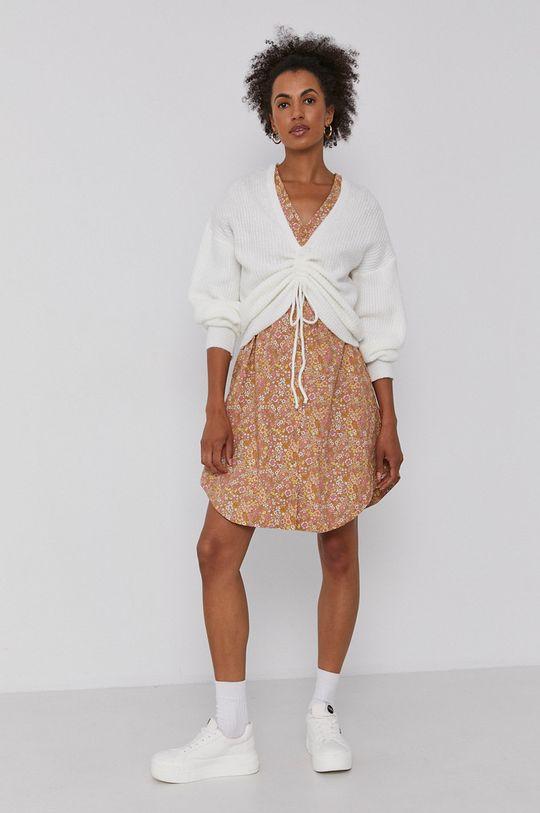 Y.A.S - Sukienka beżowy