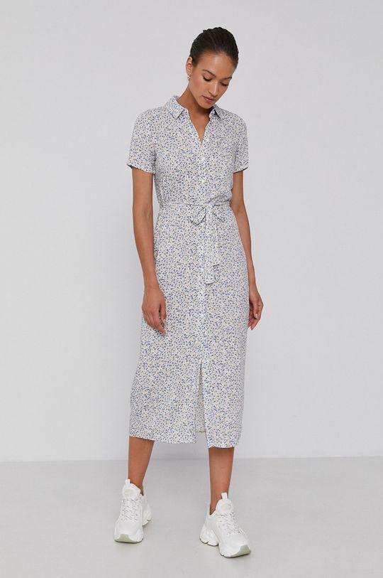 bílá Vero Moda - Šaty Dámský