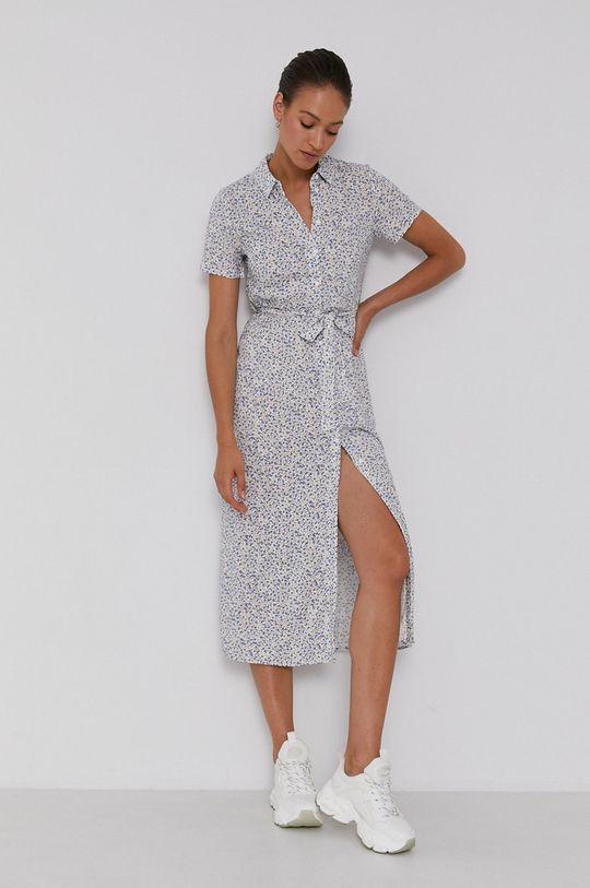 Vero Moda - Šaty bílá