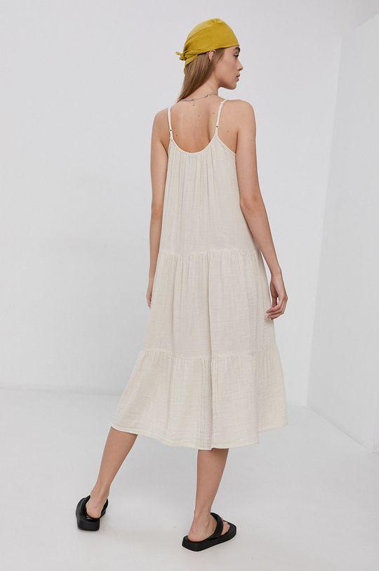 Vero Moda - Sukienka bawełniana 100 % Bawełna organiczna