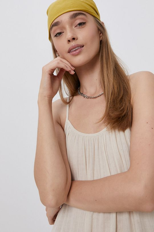 Vero Moda - Sukienka bawełniana Damski