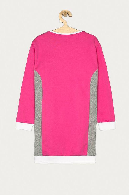 Guess - Sukienka dziecięca 116-175 cm różowy