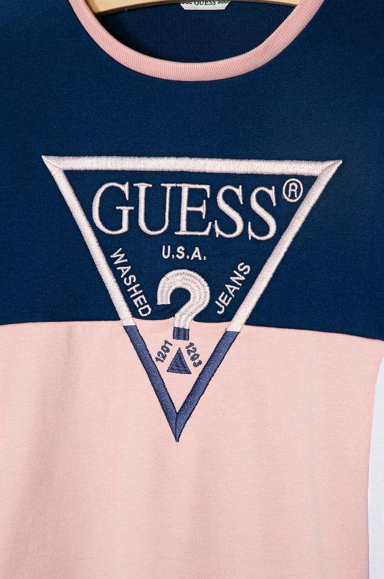 Guess - Sukienka dziecięca 116-175 cm granatowy