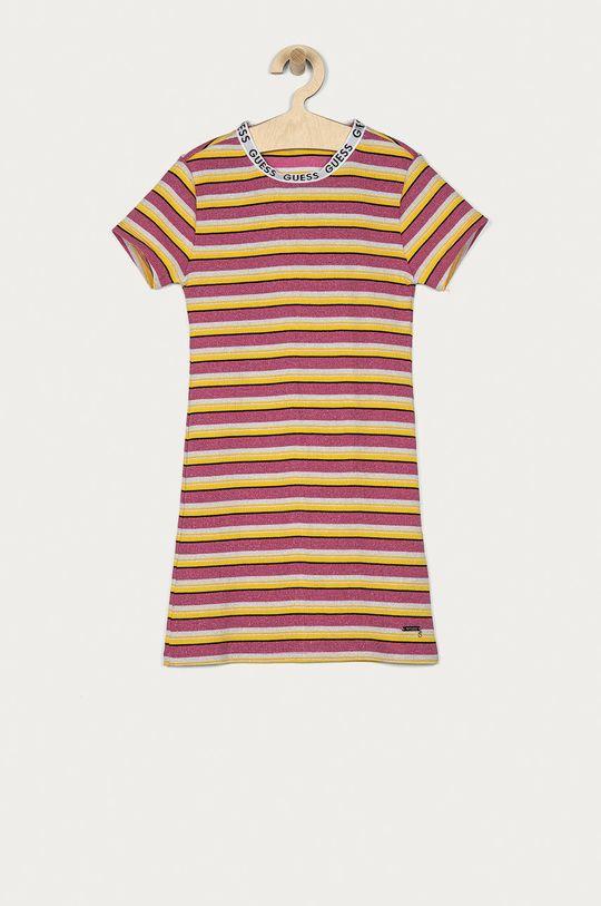 multicolor Guess - Sukienka dziecięca 116-176 cm Dziewczęcy