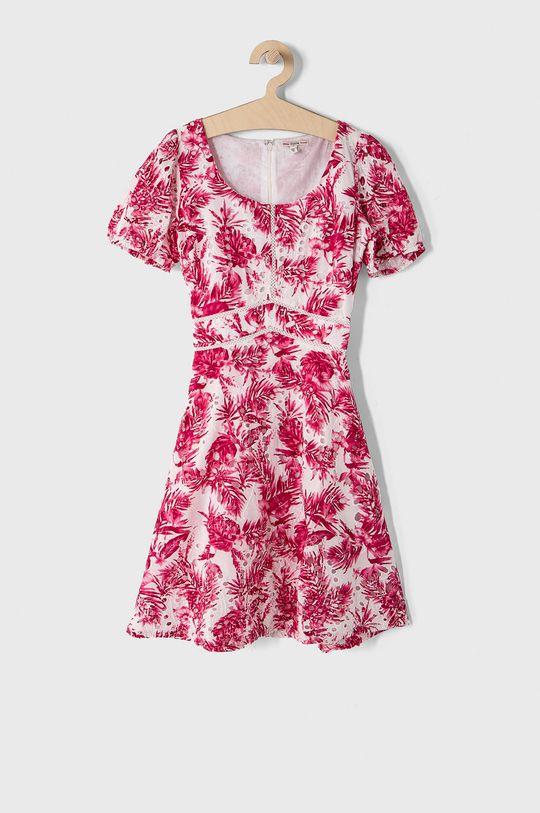 multicolor Guess - Sukienka dziecięca 140-175 cm Dziewczęcy