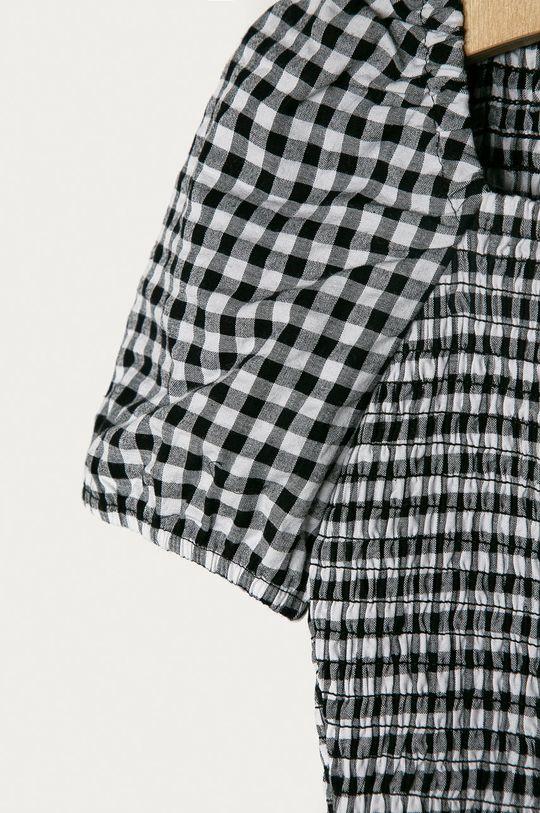 Guess - Dievčenské šaty 140-175 cm čierna