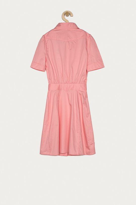 Guess - Dívčí šaty 140-176 cm růžová