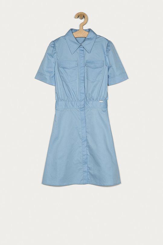 jasny niebieski Guess - Sukienka dziecięca 140-176 cm Dziewczęcy