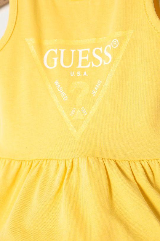 Guess - Sukienka dziecięca 62-96 cm 100 % Bawełna