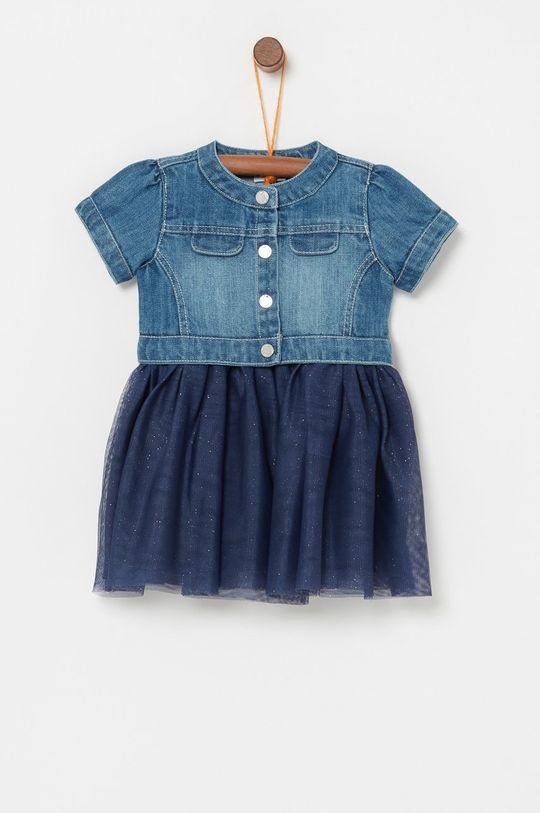tmavomodrá OVS - Dievčenské šaty 74-98 cm Dievčenský