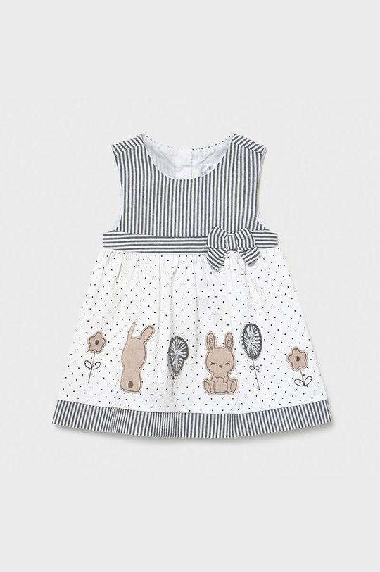 čierna Mayoral Newborn - Dievčenské šaty 60-86 cm Dievčenský