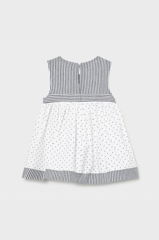 Mayoral Newborn - Dievčenské šaty 60-86 cm čierna