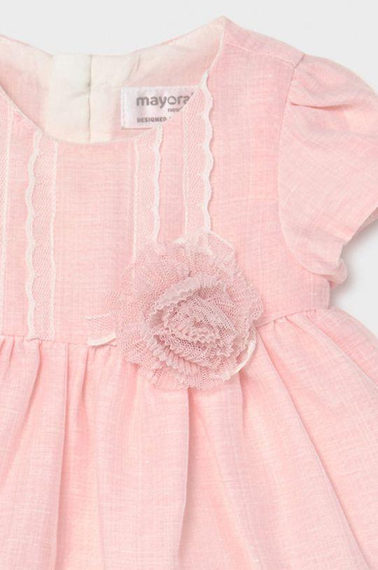 Mayoral Newborn - Sukienka dziecięca 60-86 cm