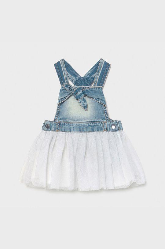 Mayoral - Sukienka dziecięca winogronowy