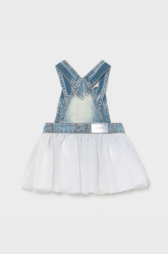 Mayoral - Sukienka dziecięca Podszewka: 100 % Bawełna, Materiał zasadniczy: 60 % Bawełna, 14 % Poliamid, 20 % Poliester, 6 % Włókno metaliczne