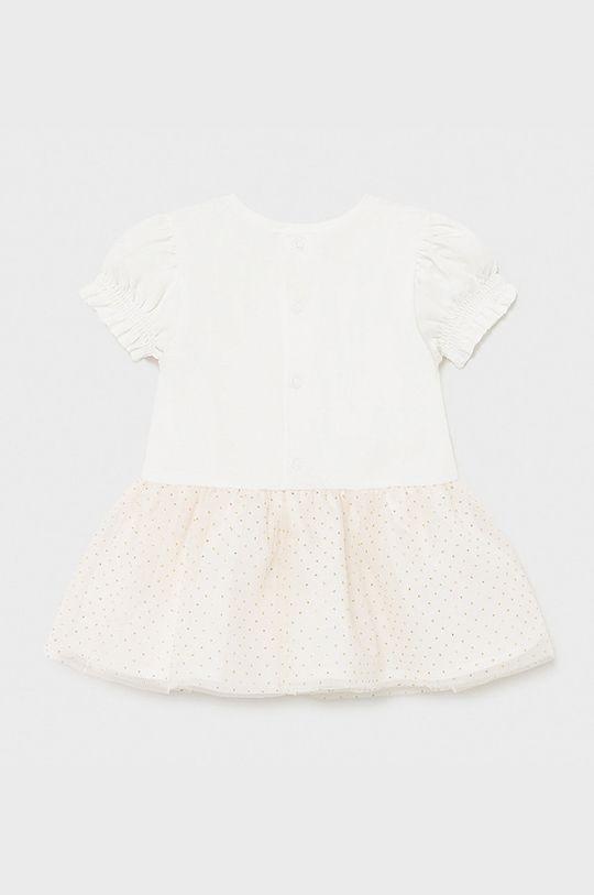 Mayoral - Dievčenské šaty telová