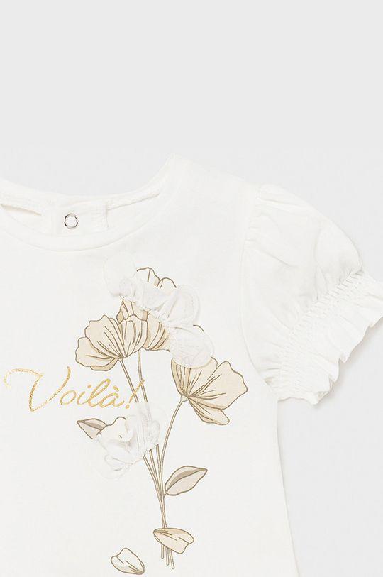 Mayoral - Dievčenské šaty  Podšívka: 100% Bavlna Základná látka: 70% Bavlna, 3% Elastan, 27% Polyamid