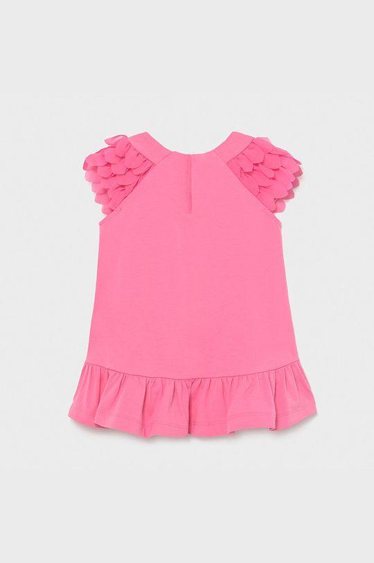 Mayoral - Sukienka dziecięca różowy