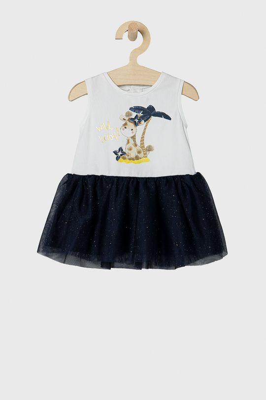 Mayoral - Dievčenské šaty 68-98 cm tmavomodrá